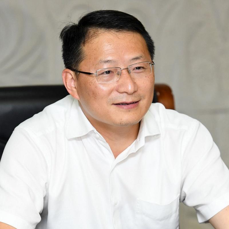 国网天津市电力公司总经理钱朝阳照片