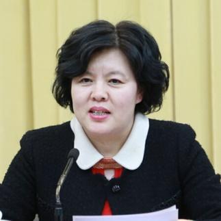河北医科大学附属妇产医院院长、教授曹琴英照片