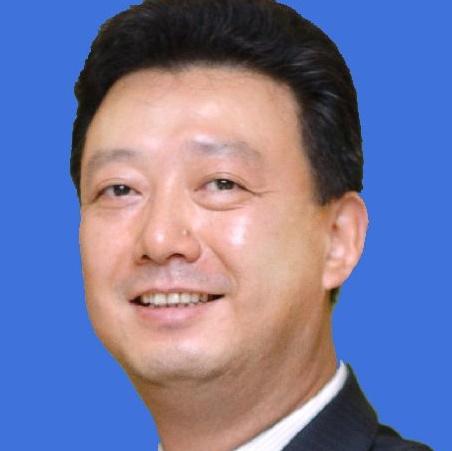 中国物业管理协会副会长翁国强照片