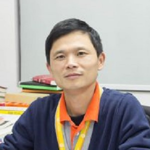 盛大游戏高级技术总监陈桂新照片