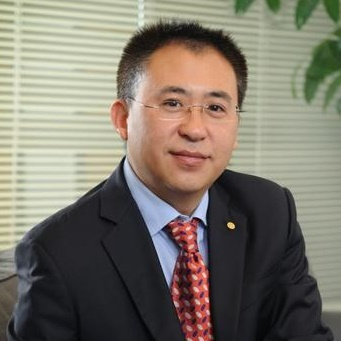 海航国际酒店集团董事长白海波照片