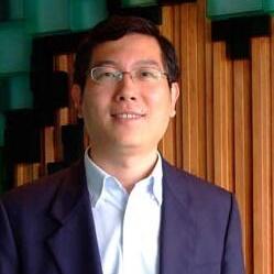 香港中文大学教授黄波照片