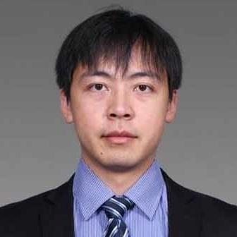 中信证券研究部新三板医药行业分析师周晨俊照片