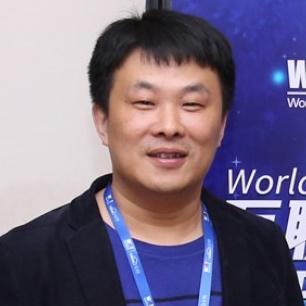 优维科技创始人王津银照片
