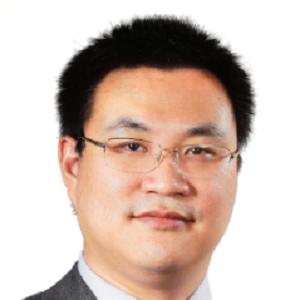 广州市城发投资基金管理有限公司董事长林旭初照片