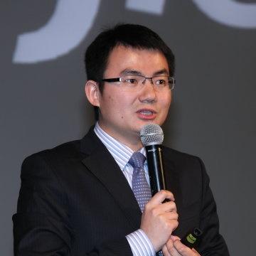 火石创造创始人&CEO杨红飞照片