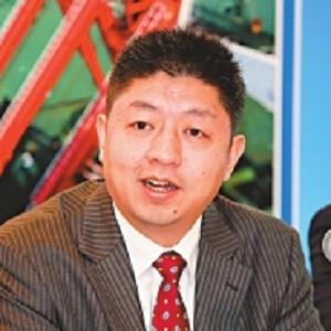 大連港股份有限公司總經理徐頌照片