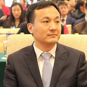 中国开发性金融促进会秘书长邢军照片