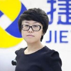 捷越联合创始人王晓婷照片