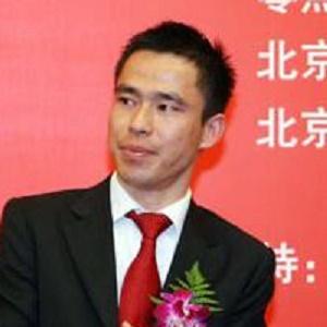 美林(中国)副总裁艾锡宏照片