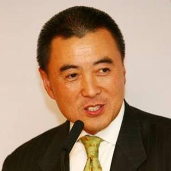 高智发明中国区总裁严圣照片