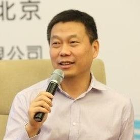 保监会财产保险监管部主任刘峰照片