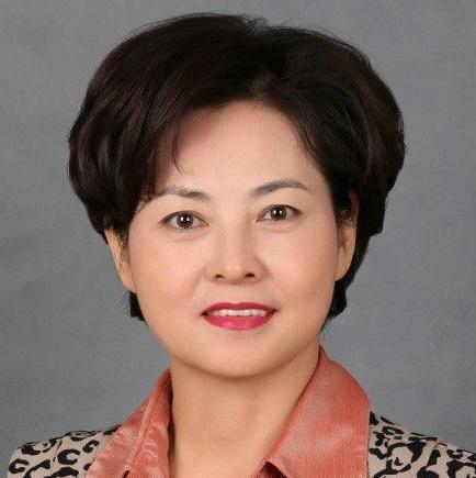 中国电子学会秘书长徐晓兰照片