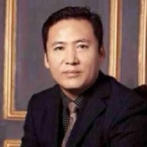 中国梦商学院院长邵雷照片