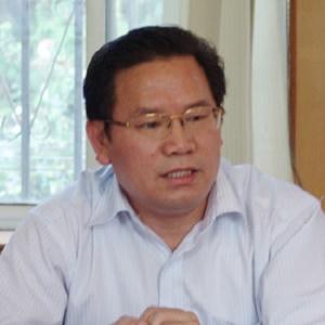 临沂市人民政府副秘书长姜良安照片