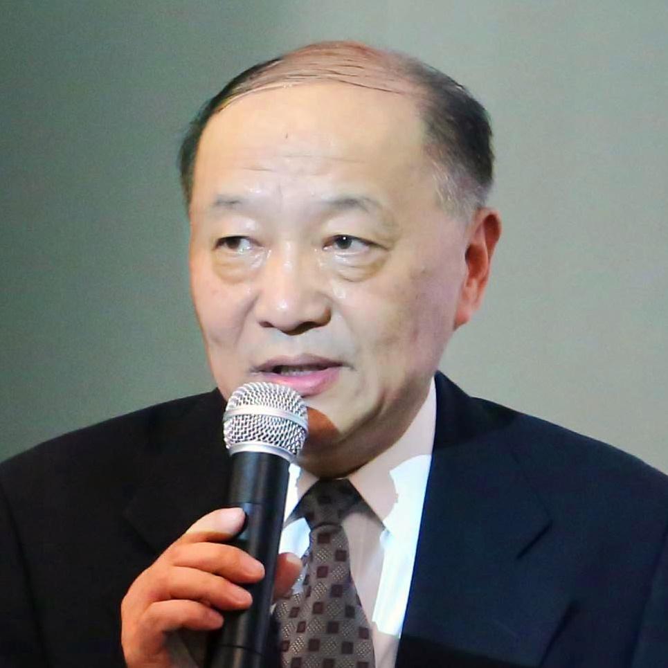 中国产业海外发展和规划协会秘书长胡卫平照片