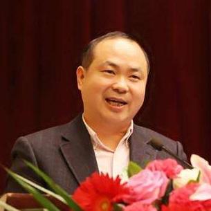 工信部原材料司副司长潘爱华照片