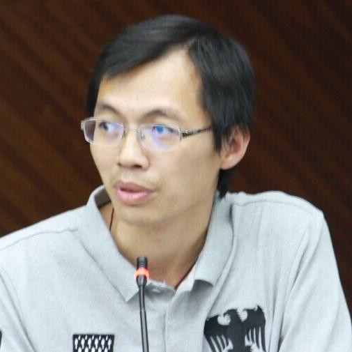 中国科学院生态环境研究中心副研究员黄锦楼照片