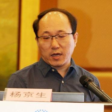 北京市市政工程设计研究总院有限公司所副总工杨京生