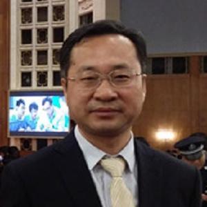 中南建筑设计院股份有限公司总工程师李霆照片