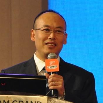 山东大信集团CEO刘建兵照片