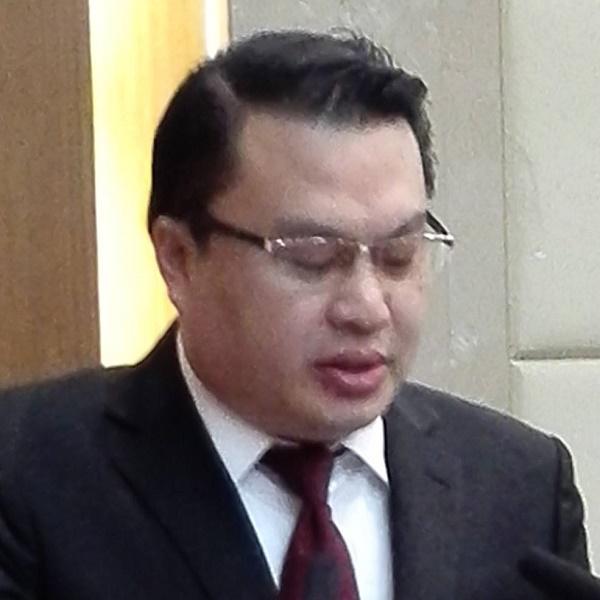 中博城控股集团董事局主席江禹甫照片
