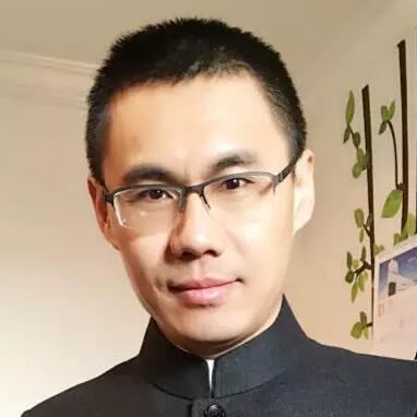 海尔集团全球招聘总监蔡元启照片