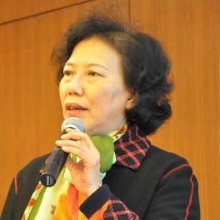 清华大学附属中学首席专家陈纪英照片