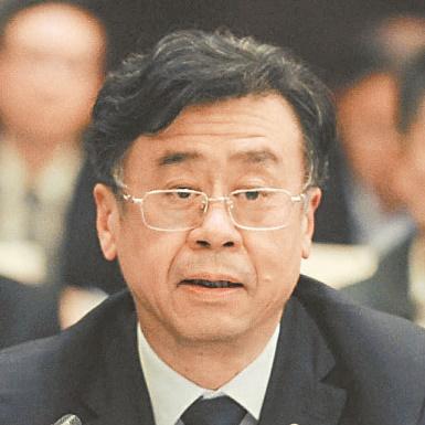 中国航空工业集团公司总经理助理殷卫宁照片