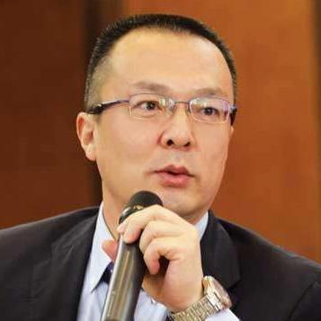 上海蓝卓教育信息科技有限公司董事长郭进明照片