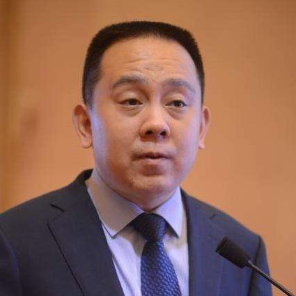 华夏幸福基业总经理赵威照片