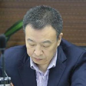 神华物资集团有限公司董事长王永成照片