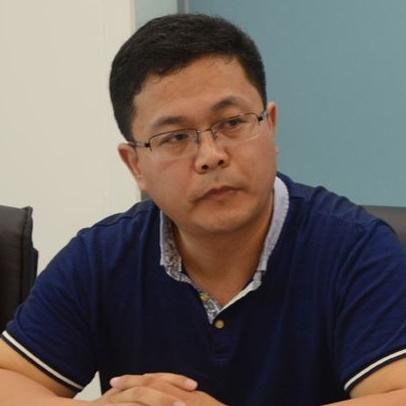 济南轨道交通集团有限公司部长刘海东照片