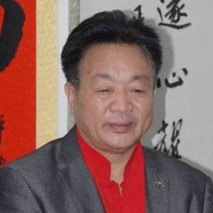 世界华人书画家协会江苏分会副会长汪永召照片