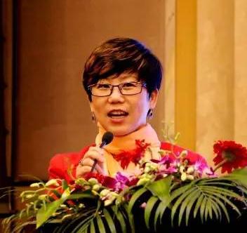 中国标准化研究院常务副院长林翎照片
