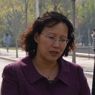 天津城建大学经济与管理学院副院长、教授焦爱英照片