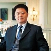 万豪国际集团副总裁林聪照片