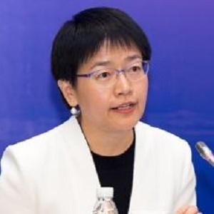深圳市前海管理局副局长田敏照片