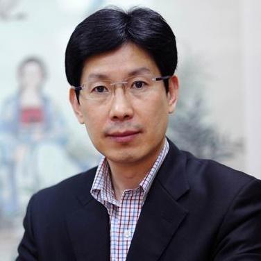 香港博大东方集团董事会主席王金狮照片