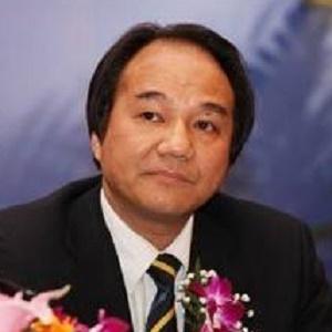 中因汽车工业协会副秘书长叶盛基照片