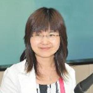 华东师范大学网络教育学院资源建设部主任刘名卓照片