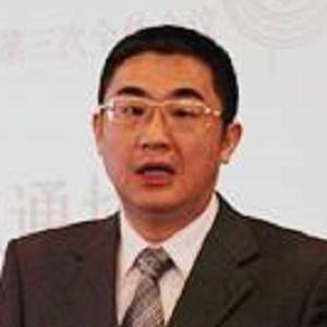 中国果品流通协会常务副会长兼秘书长鲁芳校照片