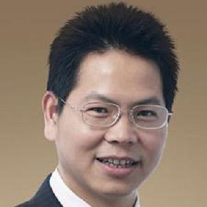 中信产业基金董事胡腾鹤照片