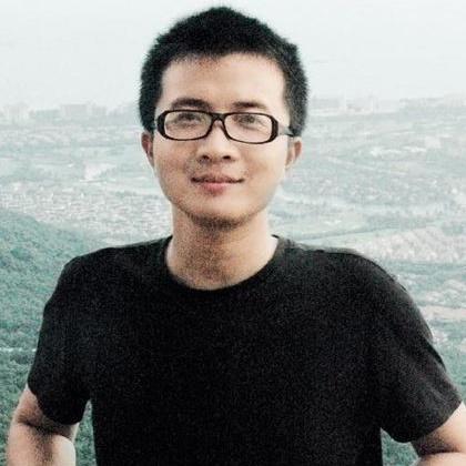 乐正传媒董事彭侃照片