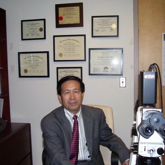 美国匹兹堡大学医学院副教授赵澄泉照片
