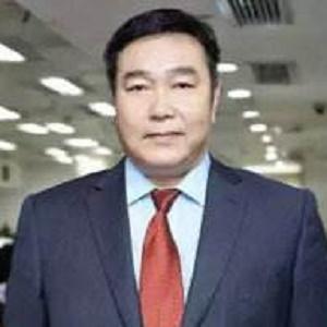深圳市创捷供应链有限公司总裁文健君照片