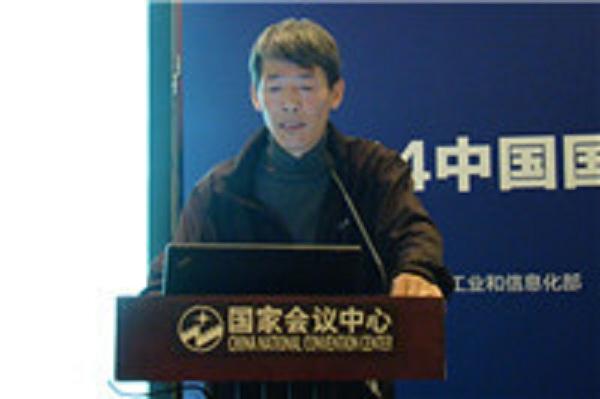 北京邮电大学教授马严照片