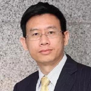达晨创投执行合伙人兼总裁肖冰照片