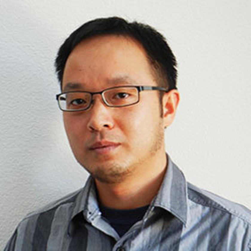 腾讯移动互联网设计中心助理总经理陈谦照片