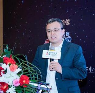 北京新能源汽车股份有限公司管理部部长詹文章照片